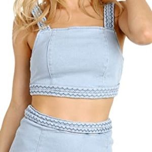 MINKPINK Denim Set